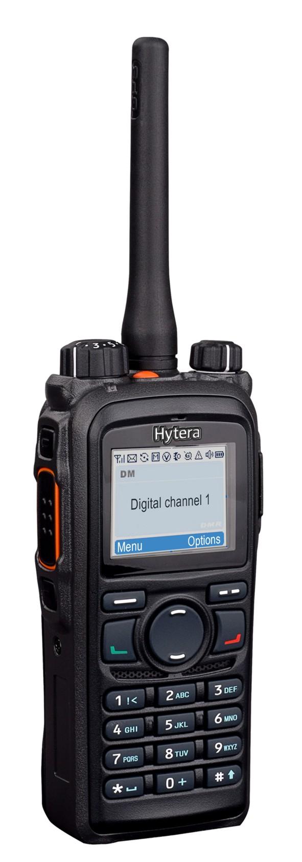 Hytera PD785  IP67 !!!