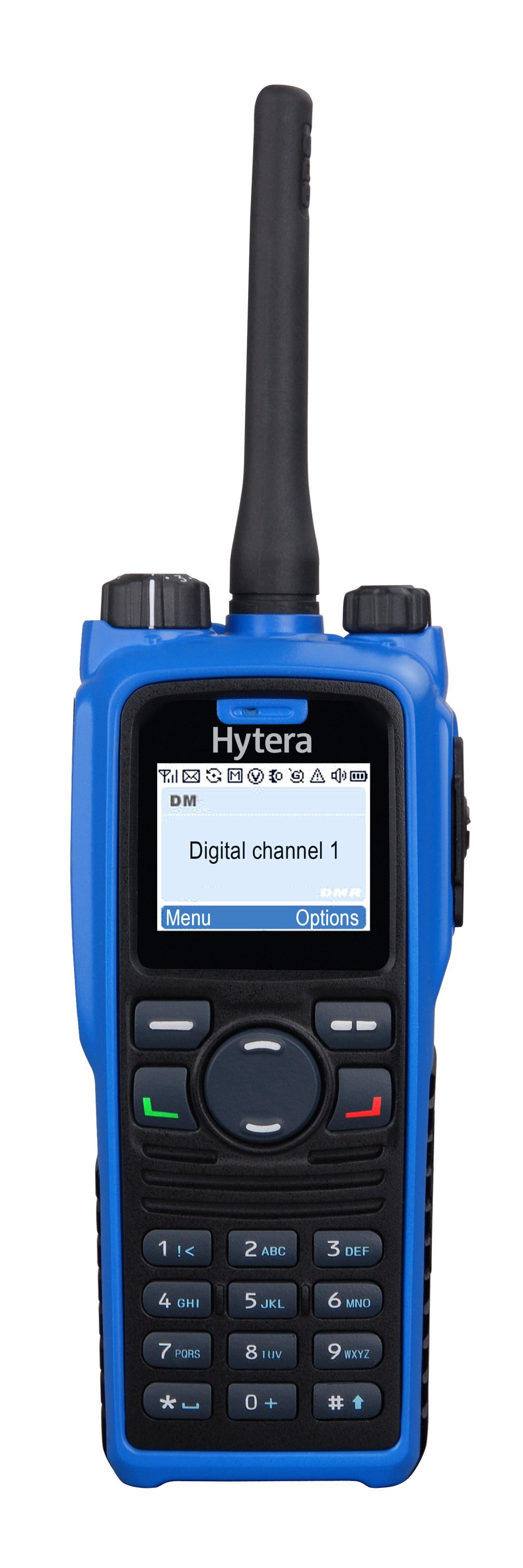 Hytera PD795 Ex - Atex - iskrobezpieczny